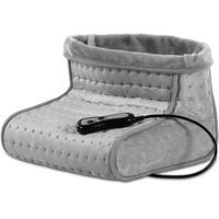 aktivshop Elektrischer Fußwärmer mit Massage