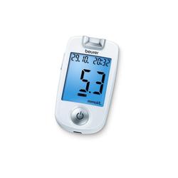 BEURER Blutzuckermessgerät Beurer Blutzuckermessgerät - GL 40 mmol/L, Set, inkl. Starterset