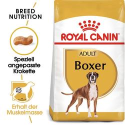 ROYAL CANIN Boxer Adult Hundefutter trocken 24 kg (2 x 12 kg)