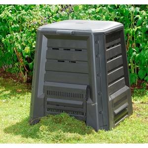 KHW Komposter, BxTxH: 75x75x87 cm, 340 l