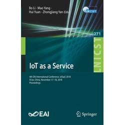 IoT as a Service: Buch von