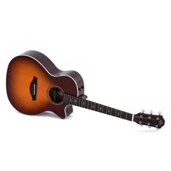 Sigma Guitars GTCE-2-SB+