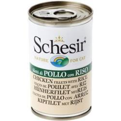 SCHESIR Hühnerfilet mit Reis 140g