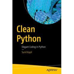 Clean Python: eBook von Sunil Kapil