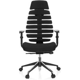 HJH Office Ergo Line II Pro Stoff schwarz