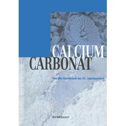 Calciumcarbonat als Buch von