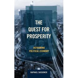 The Quest for Prosperity als Buch von Raphael Sassower