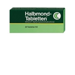 Halbmond-Tabletten 50mg