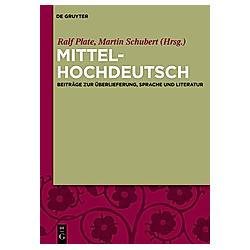 Mittelhochdeutsch - Buch