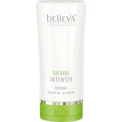 BELIEVA Natural Intensiv Duschgel 200 ml