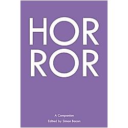 Horror - Buch