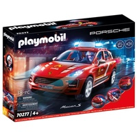Playmobil City Action Porsche Macan S Feuerwehr (70277)