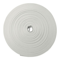 Rolladen-Gurtband Rl.beige-grau Gurt-B.23mm f.Gurt-L.18m Gurt-St.0,9mm