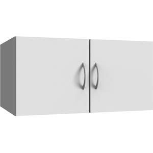 Schrankaufsatz III Multiraumkonzept in weiß