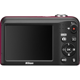 Nikon Coolpix A10 rot