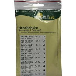 Handschuhe Baumwolle Gr.14
