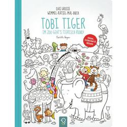 Tobi Tiger - im Zoo geht's tierisch ru