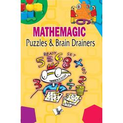 Mathemagic Puzzles And Brain Drainers: eBook von