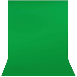 Syfinee Photography Backdrop Background, Green Screen Muslin Backdrop for Studio Lighting Kit Photo Video Studio 10 x 3.33ft/10 x 6.66ft/10 x 10ft