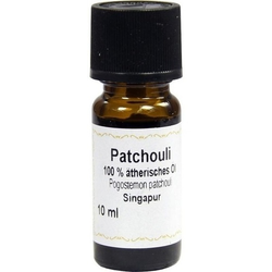 PATCHOULI ÖL 100% ätherisch 10 ml