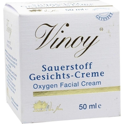 VINOY SAUERSTOFF GESICHTSCREME