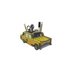 WERKHAUS® Dekokorb Stiftebox Taxi New York