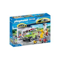Playmobil® Spielwelt PLAYMOBIL® 70201 - City Life - Große Tankstelle