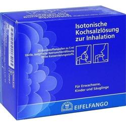 ISOTONISCHE Kochsalzlösung zur Inhalation 100 ml