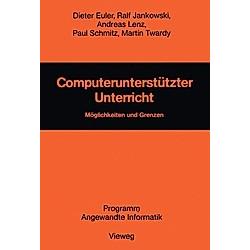 Computerunterstützter Unterricht - Buch