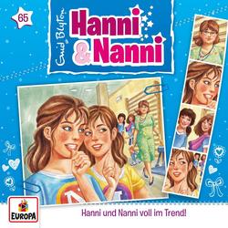 Hanni und Nanni 65. Hanni und Nanni voll im Trend!