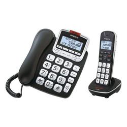 Emporia GD61ABB Senioren-Telefon schwarz Seniorentelefon