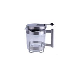 Neuetischkultur Teekanne Teekanne Glas mit Einsatz RVS, 1 l, Teekanne