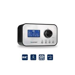 Blaupunkt CLRD 30 BK Radiowecker (Digitalradio (DAB), 6 W, Digitaler Radiowecker DAB+ mit Snooze Funktion)