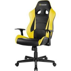 Reaper Paracon Gaming Gamer Stuhl Drehstuhl Chef Sessel Bürostuhl Racing gelb