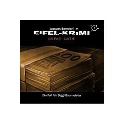 Eifel-Krimi - Eifel-Gold  2 Audio-CD - Hörbuch
