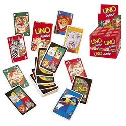 Mattel GAMES™ UNO junior Kartenspiel