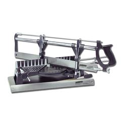 Brüder Mannesmann Werkzeuge Gehrungssäge 550 mm, 11x Winkel-Rasteinstellung