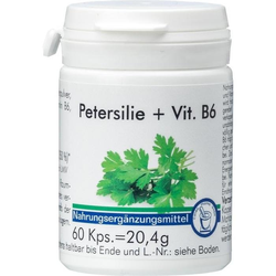 Petersilie + Vit B6