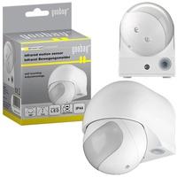 goobay Bewegungsmelder Infrarot Aufputz IP44 LED geeignet Außen- Innen