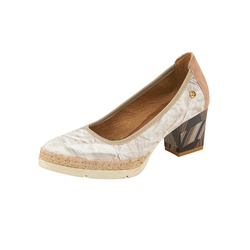 Pumps MACIEJKA Off-white/Sand