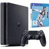 Sony Computer Entertainment Playstation® 4 Konsole Slim 500GB Schwarz inkl. FIFA