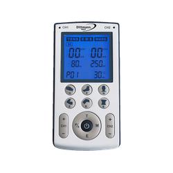 DITTMANN TEN250 TENS- / EMS-Gerät Weiß/blau