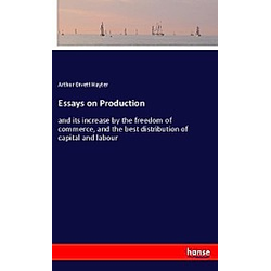 Essays on Production