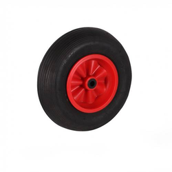 Luftrad Ø 400mm - Ersatzrad, Ersatz-Reifen für Schubkarren - Rad luftgefüllt