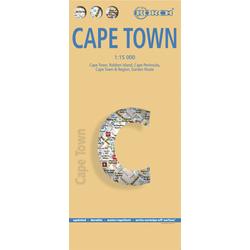 Kapstadt / Cape Town 1 : 15 000