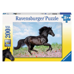 Ravensburger Puzzle Schwarzer Hengst, 200 Puzzleteile