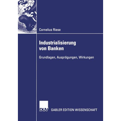 Industrialisierung von Banken