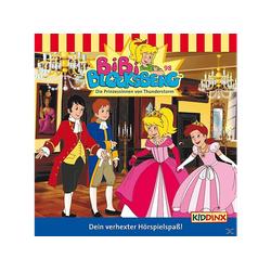 - Folge 098: Die Prinzessinnen von Thunderstorm (CD)