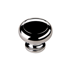 SO-TECH® Möbelknopf, Knopfgriff K-03 Ø 32 mm