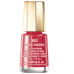 Mavala Nagellack Rouges de Mavala Rouge Passion 5 ml